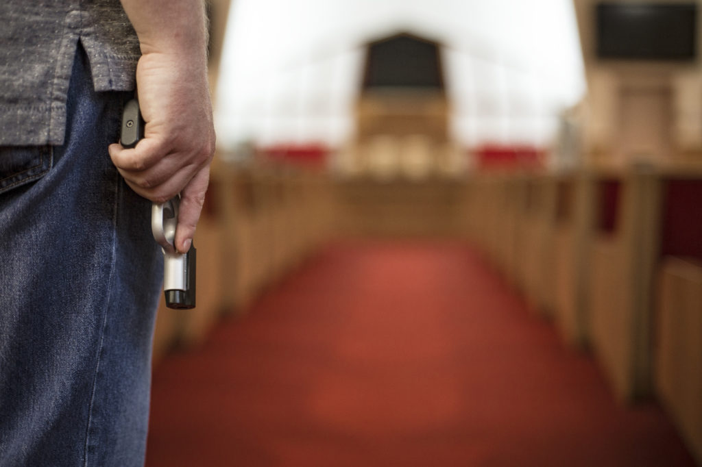Christ Church Shooting Photo: Church Of Christ Shooting And More: A List Of Recent